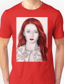 Pencil Sophie Turner Unisex T-Shirt