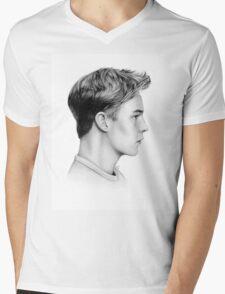 Pencil Nico Mirallegro Mens V-Neck T-Shirt