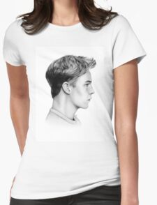 Pencil Nico Mirallegro Womens Fitted T-Shirt