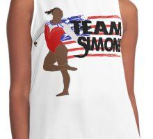 Team Simone Biles - USA (Olympic)  Contrast Tank