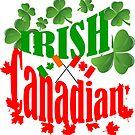 Irish Canadian by oconnart