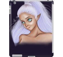 Semi realism Elf  iPad Case/Skin