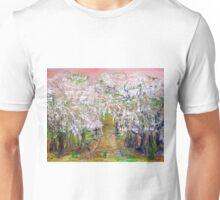 White Delight Unisex T-Shirt