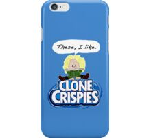 Helena's new cereal iPhone Case/Skin