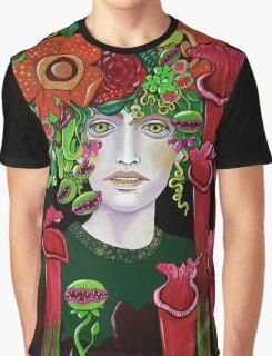 Femme Fatale Graphic T-Shirt