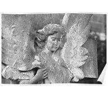 Holt Stone Angel Poster