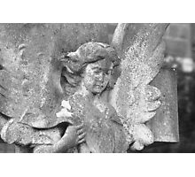 Holt Stone Angel Photographic Print