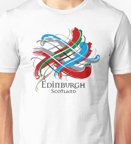 Edinburgh, Scotland  Unisex T-Shirt