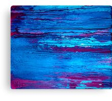 Abstract Marine Canvas Print