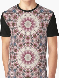 Flower Mandala, springtime glory Graphic T-Shirt