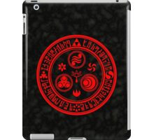 Hero's Mark (Red) iPad Case/Skin