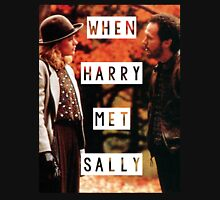 When Harry Met Sally Womens Fitted T-Shirt