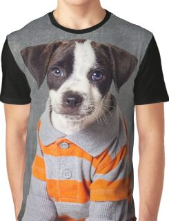 Shelter Pets Project - Scout Graphic T-Shirt