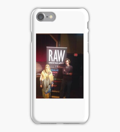The flaw of RAW. iPhone Case/Skin