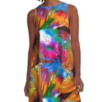 my abode A-Line Dress