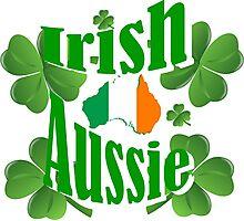 Irish Aussie Photographic Print