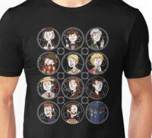 Doctors 1-11 Unisex T-Shirt