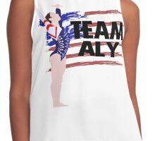 Team Aly Raisman - USA (Olympic)  Contrast Tank