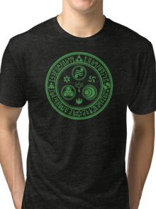 Hero's Mark (Green) Tri-blend T-Shirt