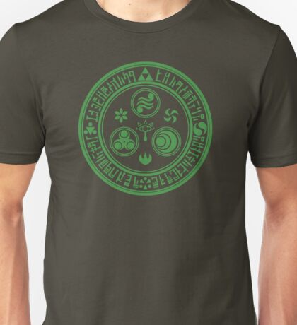 Hero's Mark (Green) Unisex T-Shirt