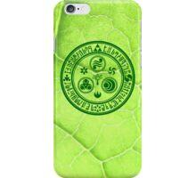 Hero's Mark (Green) iPhone Case/Skin