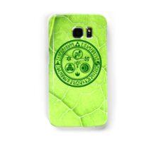 Hero's Mark (Green) Samsung Galaxy Case/Skin