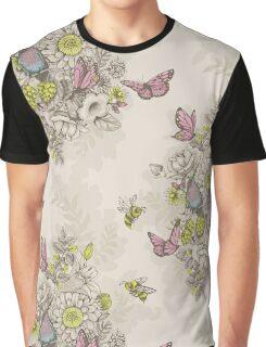 Beauty (eye of the beholder) - cream version Graphic T-Shirt