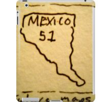 The 51st State. iPad Case/Skin