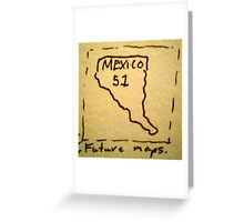 The 51st State. Greeting Card