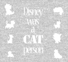 Disney Was a Cat Person by magresk