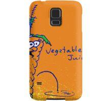 Vegetable Juice Samsung Galaxy Case/Skin