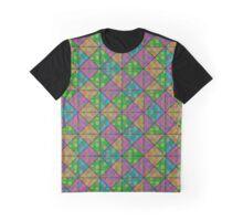 Mod Quilt  Graphic T-Shirt