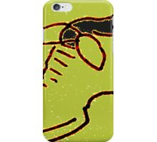 If the shoe fits. iPhone Case/Skin
