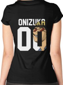 Onizuka Women's Fitted Scoop T-Shirt