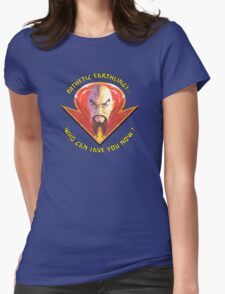 Ming the Merciless - Variant Womens Fitted T-Shirt