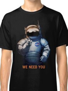 Nasa - A Journey To Mars Classic T-Shirt