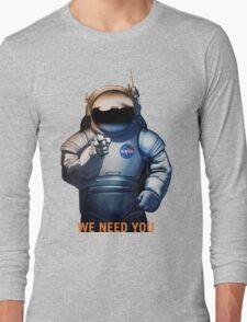 Nasa - A Journey To Mars Long Sleeve T-Shirt