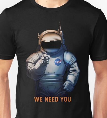 Nasa - A Journey To Mars Unisex T-Shirt
