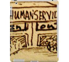DHS iPad Case/Skin