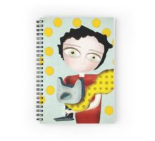 Be something you love and truly understand Spiral Notebook