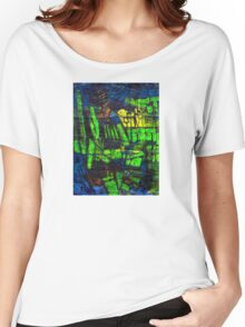 Blocks - Fields Women's Relaxed Fit T-Shirt