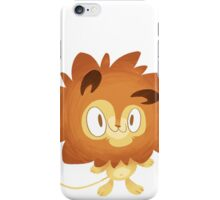 Lionfluffle iPhone Case/Skin