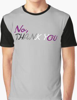 No, Thank You Graphic T-Shirt
