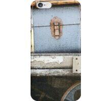 Railway Suitcase iPhone Case/Skin