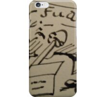 FUDGE iPhone Case/Skin