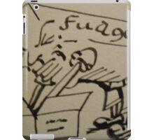FUDGE iPad Case/Skin