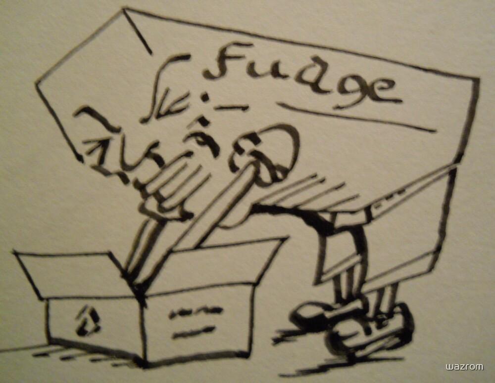 FUDGE by wazrom