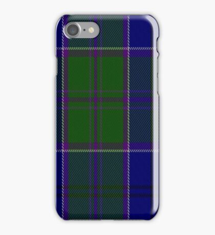 01367 Canmore Fashion Tartan iPhone Case/Skin