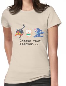 7th Gen Starters Womens Fitted T-Shirt