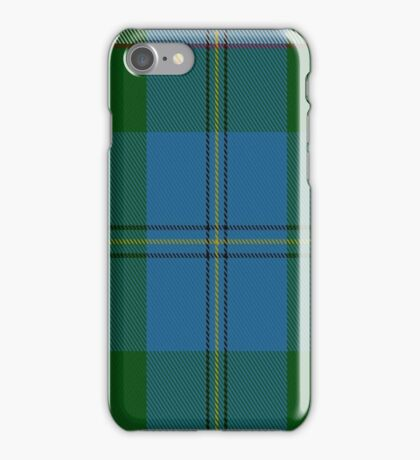 01363 Canadian Centennial #2 Tartan  iPhone Case/Skin